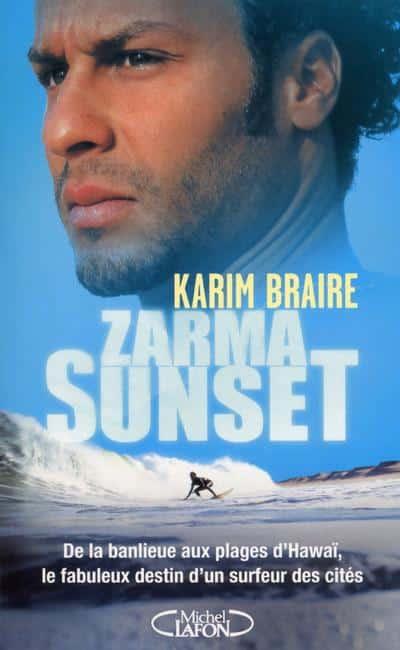 Karim Braire, Livre Zarma Sunset