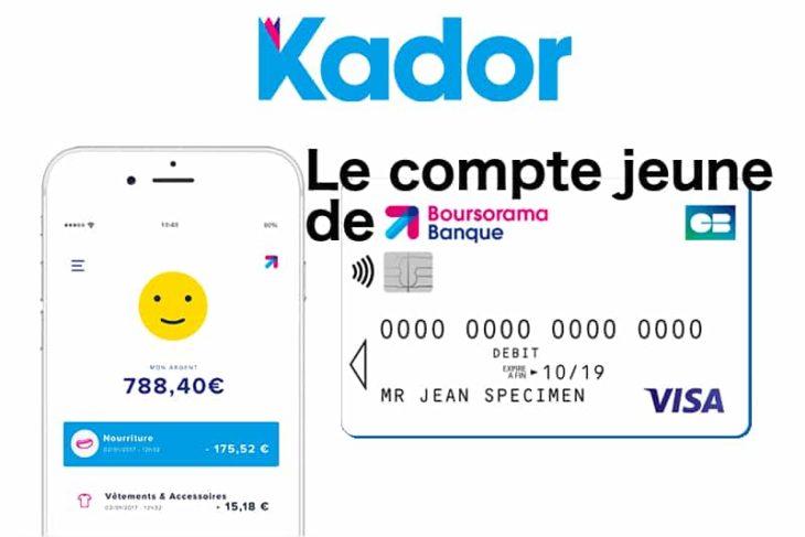Kador, Banque pour les jeunes