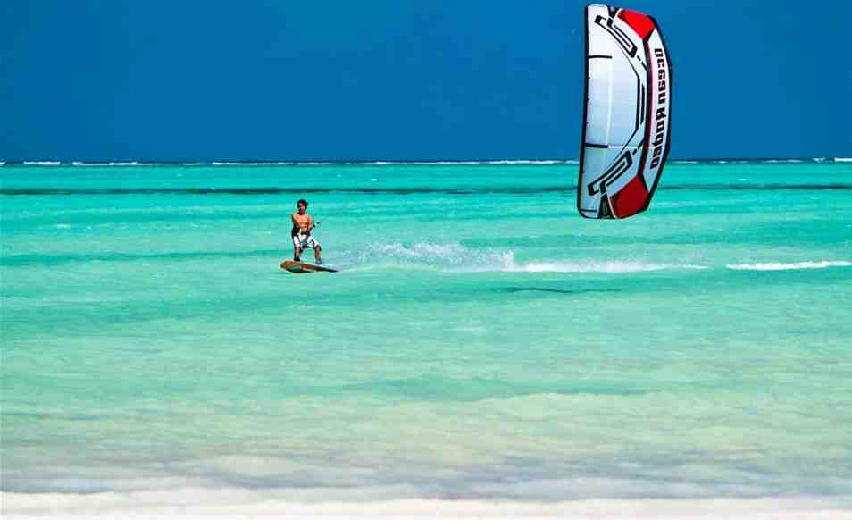 Où surfer en Tanzanie ?